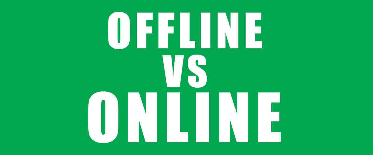 offline online salon software