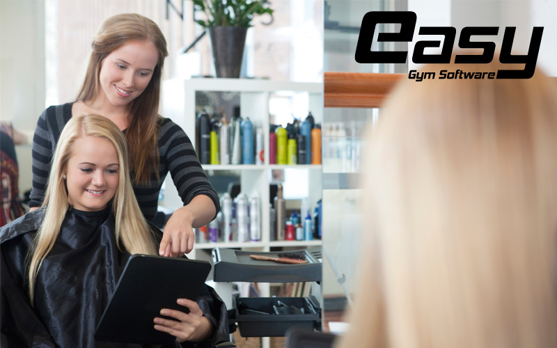 SIMPLY EASY TO USE SALON MANAGEMENT SOFTWARE